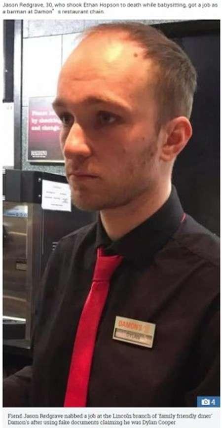息子の命を奪った男が偽名でレストラン勤務 怒りの母親がSNSで本名を暴露(英)