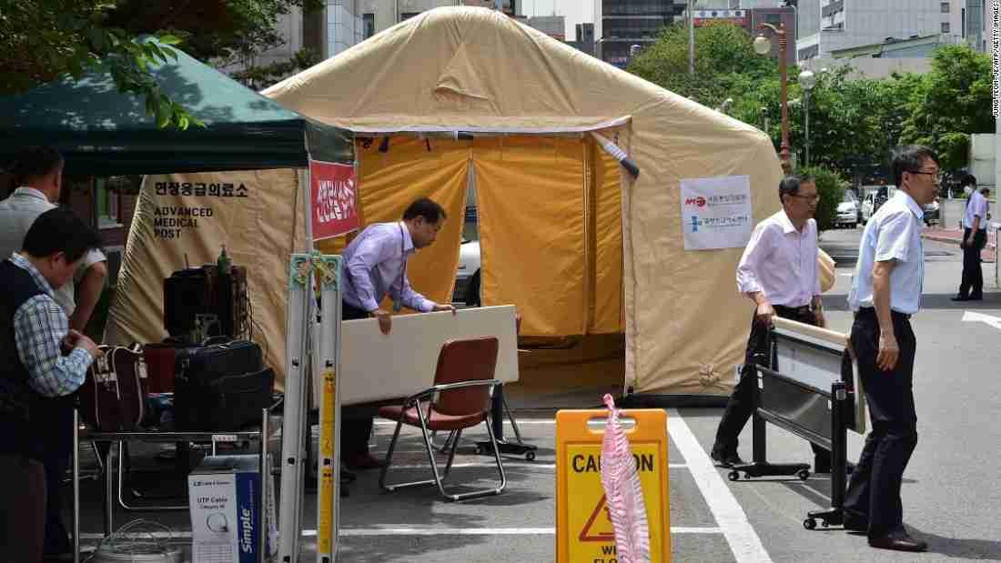 South Korea MERS outbreak grows as 1,369 in quarantine - CNN