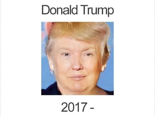 「オバマが美人だ!」「プーチンは…」大統領や首相の顔写真をアプリで女性化したら→こうなった:らばQ