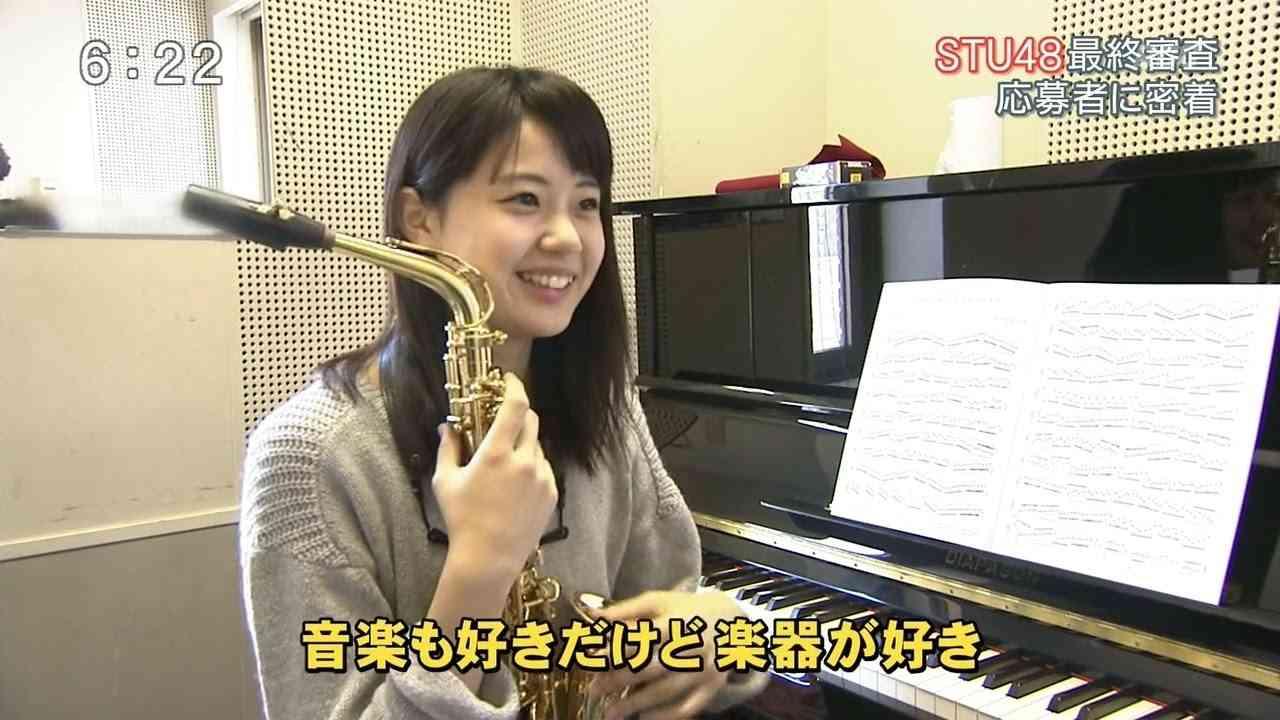 STU48 1期生オーディション 瀧野由美子 19歳に密着 Takino Yumiko - YouTube
