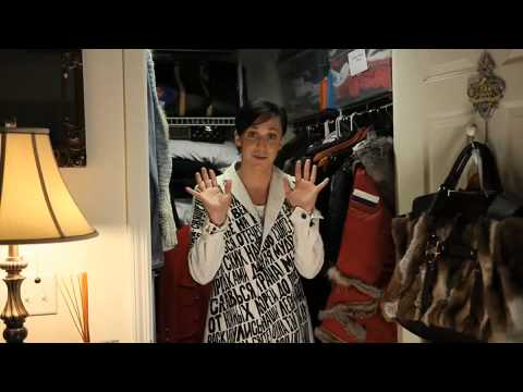 BLUEFLY Exclusive: Johnny Weir's Closet Confession - YouTube