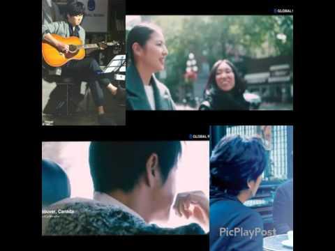 グローバルワーク♪CMsong『sally』 - YouTube