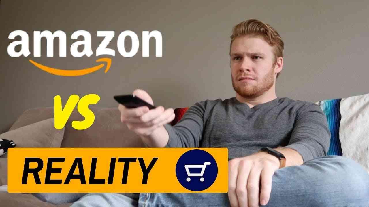 Amazon vs Reality - YouTube