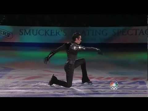 Johnny Weir - Poker Face - YouTube