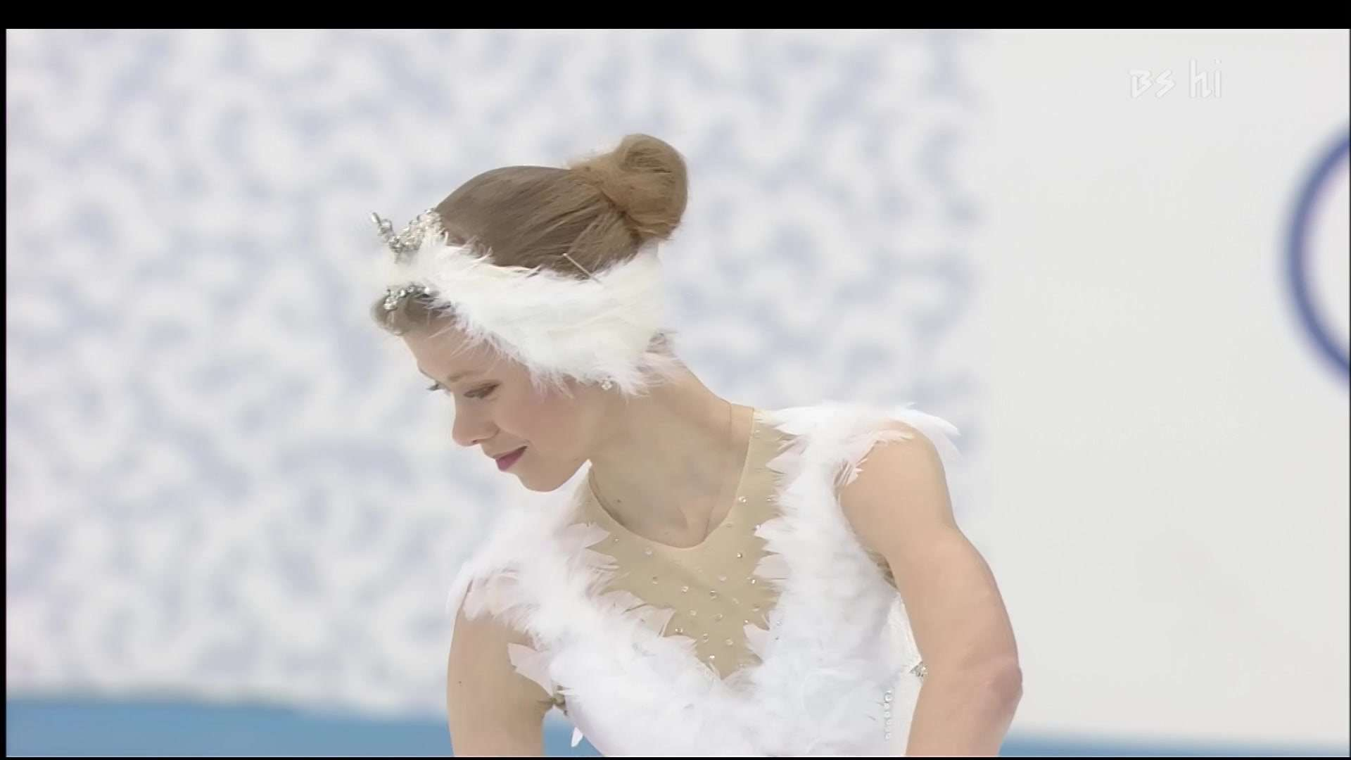 [HD] Oksana Baiul - 1994 Lillehammer Olympic - Exhibition - The Swan - YouTube