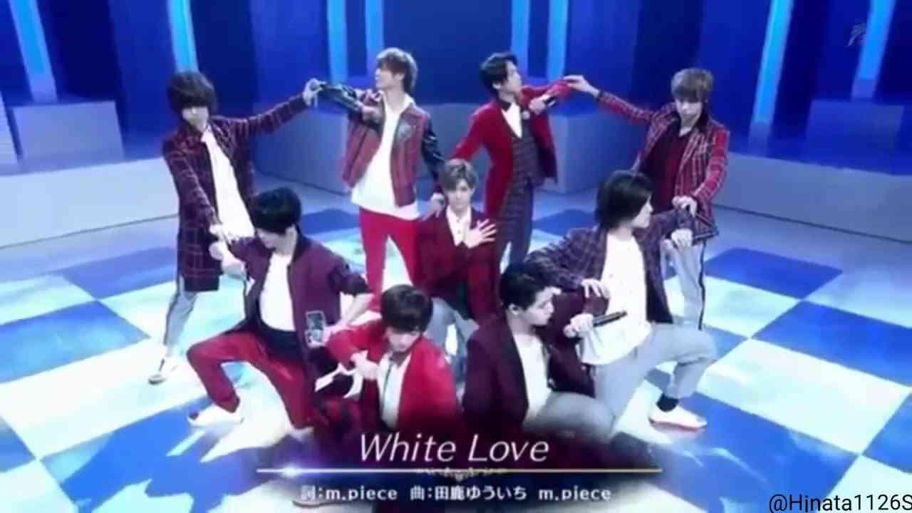 少プレ Hey! Say! JUMP White Love - YouTube