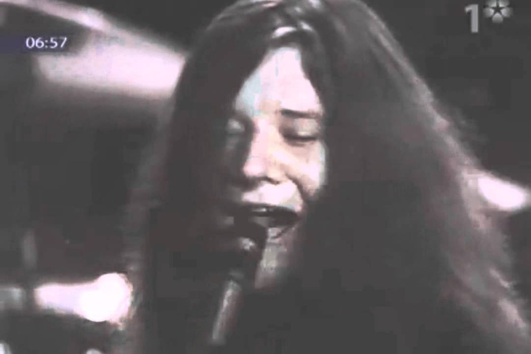 Janis Joplin - Summertime (Live -1969) - YouTube