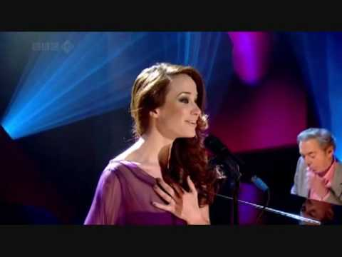 Sierra Boggess & Andrew Lloyd Webber - Love Never Dies (Live 2010.02.26) - YouTube