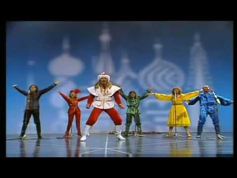Dschinghis Khan - Moskau 1979 - YouTube