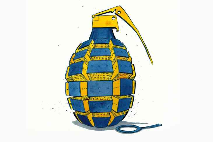 Violent crime in Sweden is soaring. When will politicians act?   The Spectator