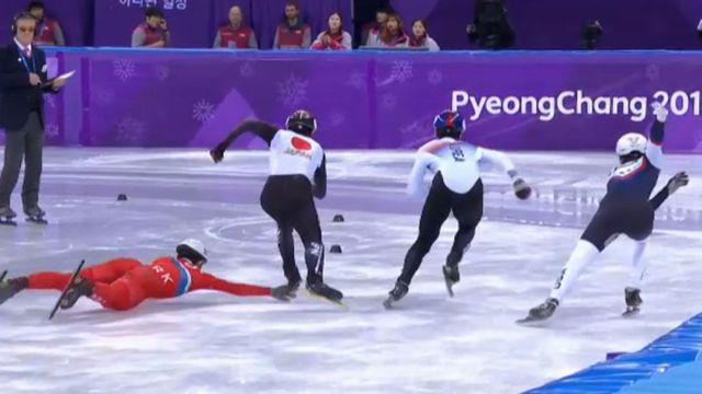 日本選手を転倒させようとした北朝鮮スケート選手、世界中から批判殺到 : 海外の万国反応記@海外の反応