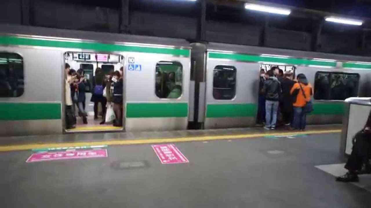 【降りろコール】京浜東北線 王子駅で女性専用車に乗りたがる男と乗客女性の車内トラブル
