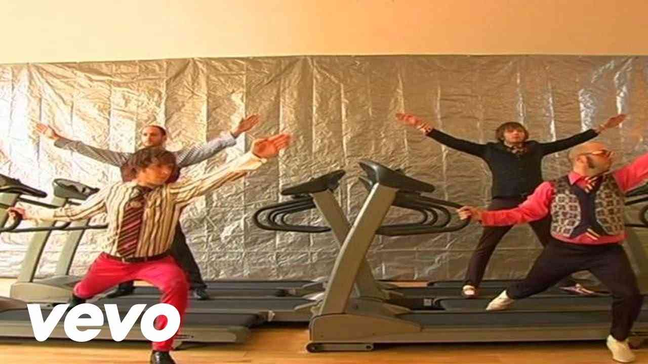 OK Go - Here It Goes Again - YouTube