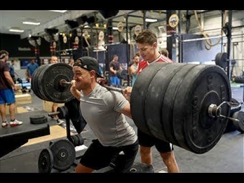 ラグビーオールブラックスの異次元なトレーニング風景 All Blacks Ultimate Trainings - YouTube