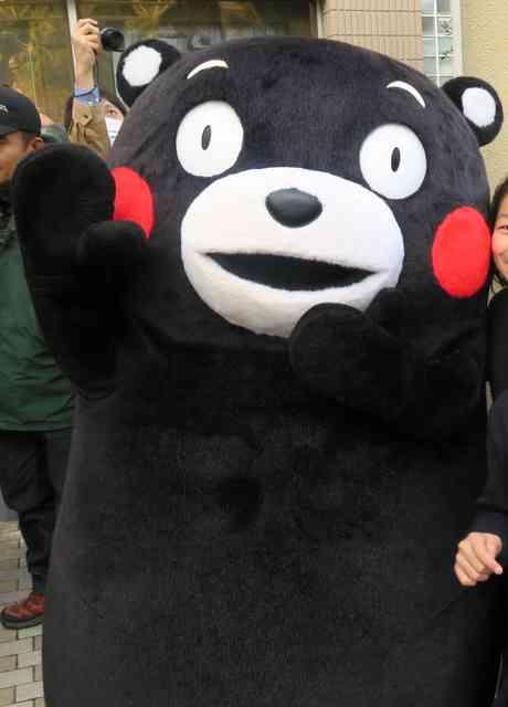 くまモンの「飲食費」36万円、国に返還へ 熊本県:朝日新聞デジタル