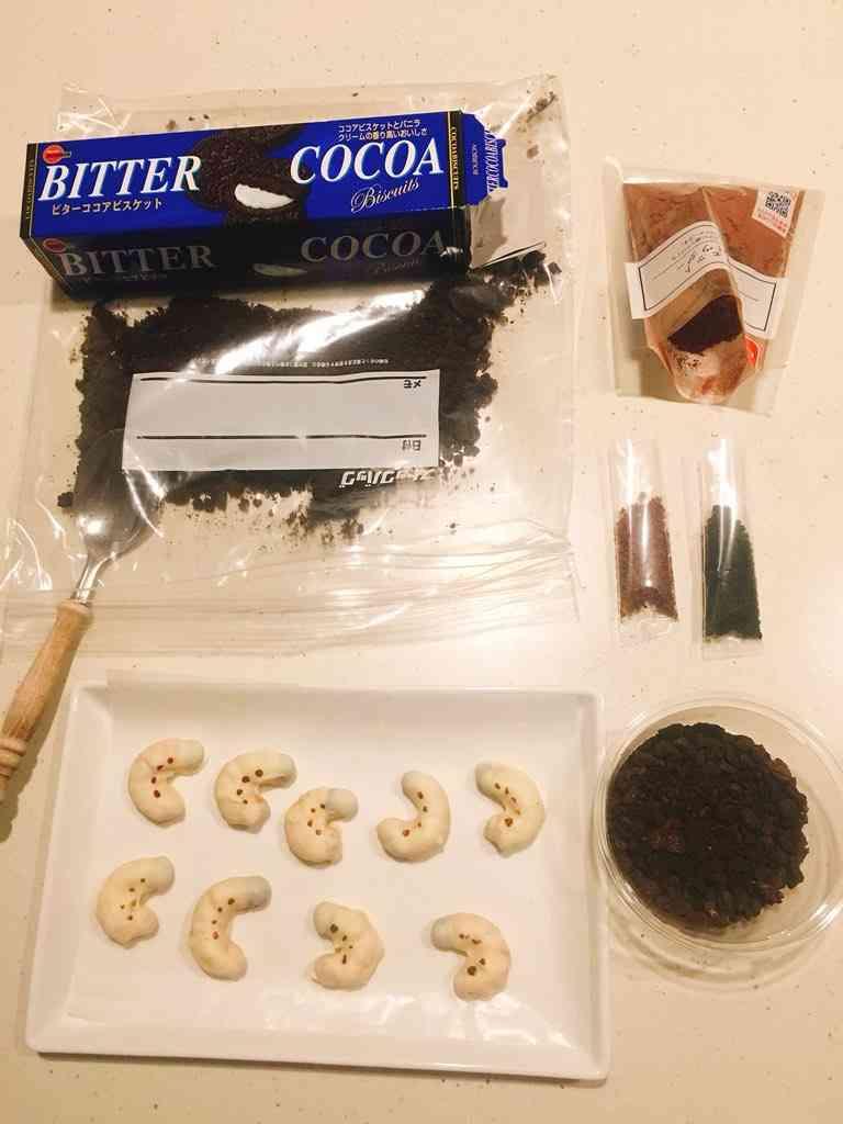 『キャラメルコーン』と麦チョコで作った義理チョコがどう見てもアレ…… 「食べるのに勇気がいる」「レシピ知りたい」