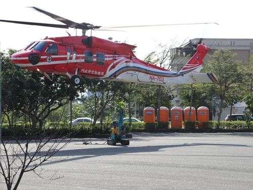 救急搬送中のヘリが行方不明、6人搭乗  捜索続く/台湾・台東 | 社会 | 中央社フォーカス台湾 MOBILE