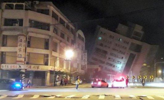 台湾・花蓮県で発生した大地震の瞬間の画像や動画は?1階が倒壊したマーシャルホテルには日本人の宿泊客も…被害状況やネット上の反応まとめ | ENDIA[エンディア]