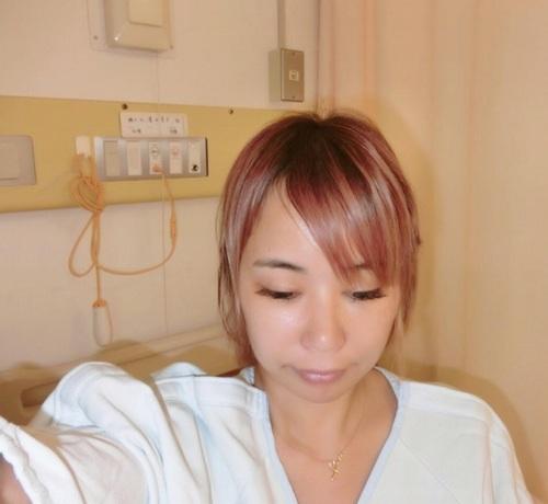 浜田ブリトニーが入院&手術へ 「子宮頸部高度異形成」と診断