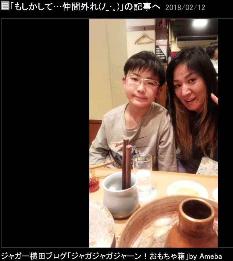 【エンタがビタミン♪】ジャガー横田、小5息子の反抗期にイラッ! 「私の全てに反抗します」 | Techinsight(テックインサイト)|海外セレブ、国内エンタメのオンリーワンをお届けするニュースサイト