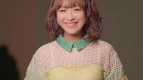 """鈴木奈々が""""オトナOL風""""に変身 夫の反応「ウケがすごく良かった」"""