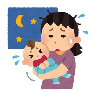 泣いている子供をあやしている時の心境ぶっちゃけない?