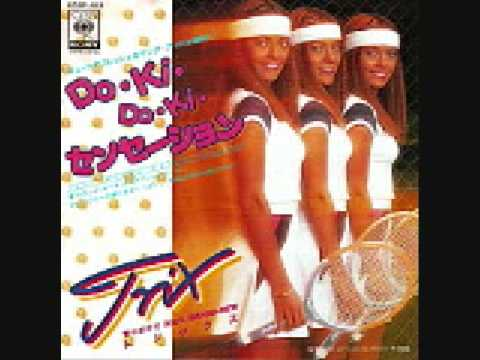 Trix - Just Wanna Dance Tonight - YouTube