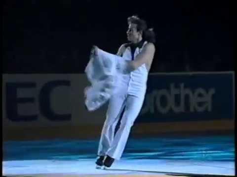 1998 Golden Gala Tokyo - Candeloro - Saturday Night Fever - YouTube