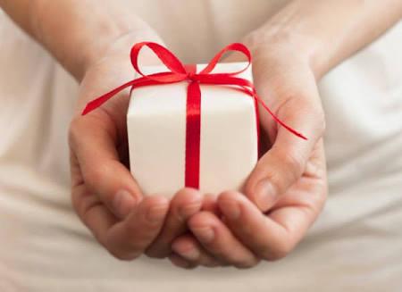 退職する側からのプレゼント