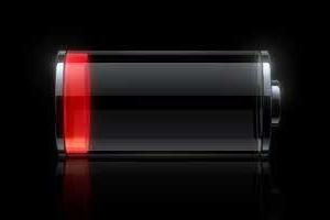 今現在スマホの電池何パーセント?