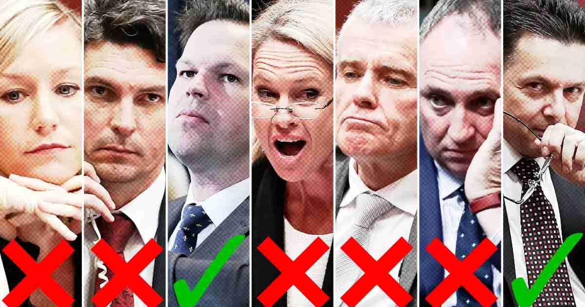 副首相が二重国籍で当選無効に オーストラリアの与党が過半数割れ