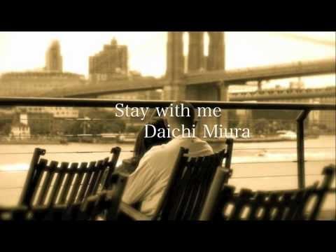 三浦大知 Stay with me - YouTube
