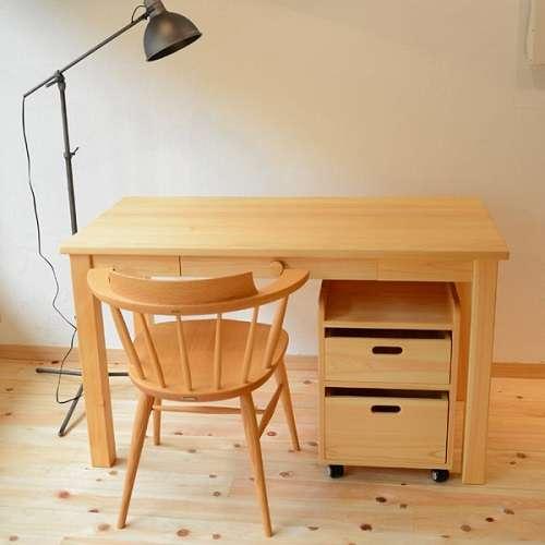 学習机×ワゴン 子ども家具 なかよしライブラリー