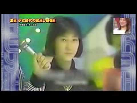 友近 ものまね 渡辺美里 - YouTube