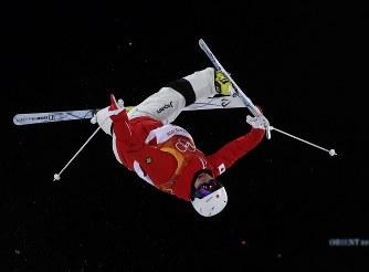 五輪モーグル 原大智が日本史上初の銅メダル 男子
