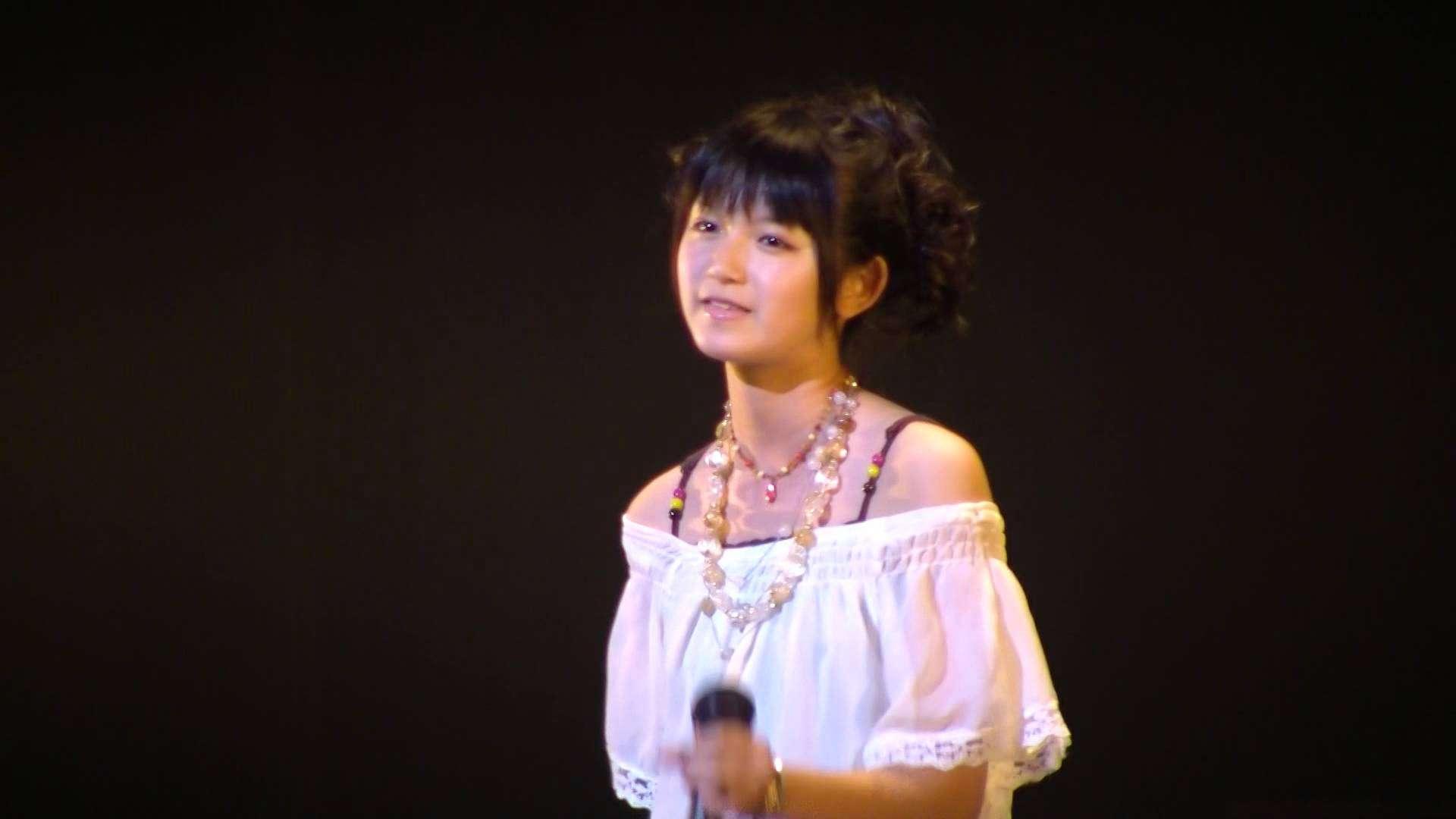 20110923 ASH 2011 autumn act 中元すず香 - オトシモノ - YouTube