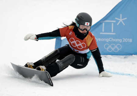 竹内智香が予選6位で決勝T進出 2大会連続メダルへ 女子パラレル大回転(スポニチアネックス) - goo ニュース