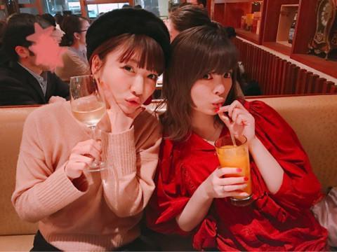 『あいのり』桃、きゃりーぱみゅぱみゅと食事 Perfumeあ~ちゃんと韓国旅行も報告 - Ameba News [アメーバニュース]