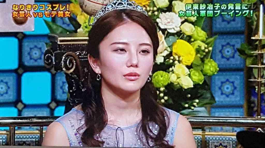 伊東紗冶子、さんま御殿で一般人を「ムカつく」と批判し物議。陰口を言われテレビで仕返し「性格悪い」「嫌い」の声