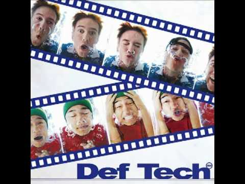 04 My Way - Def Tech   [歌詞あり] - YouTube