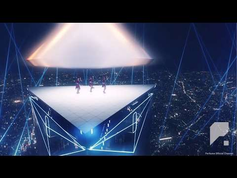 [MV] Perfume 「TOKYO GIRL」 - YouTube
