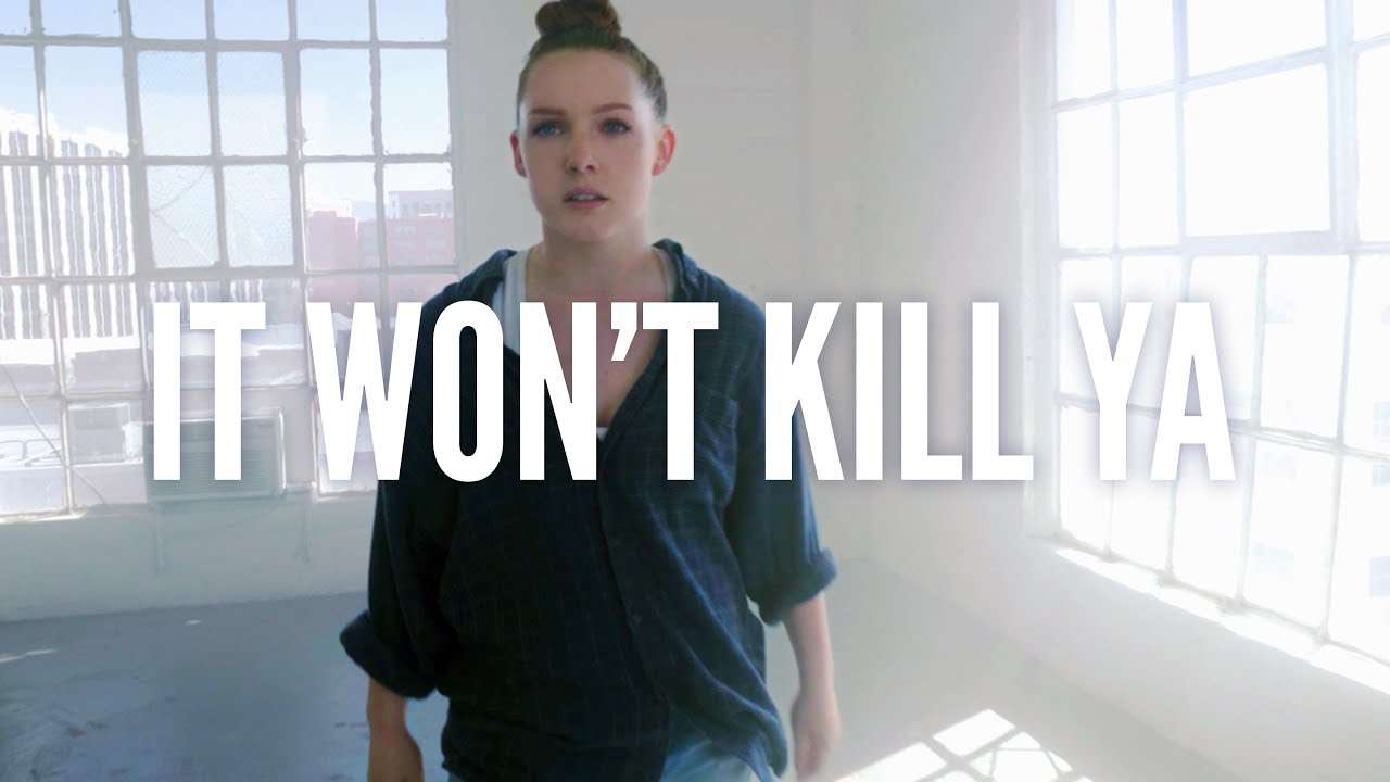 THE CHAINSMOKERS - It Won't Kill Ya | Kyle Hanagami & Haley Fitzgerald Choreography - YouTube