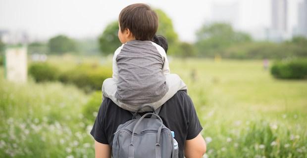『自分が親になって、一番大事だなと思ったのは』とある父の呟きに共感の声が殺到 | BUZZmag