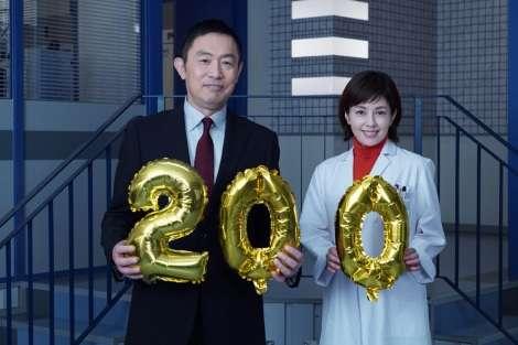 『科捜研の女』もうすぐ200回 沢口靖子「視聴者の皆さまに愛されて…」と感謝