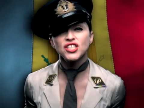Madonna - American Life (Video) - YouTube