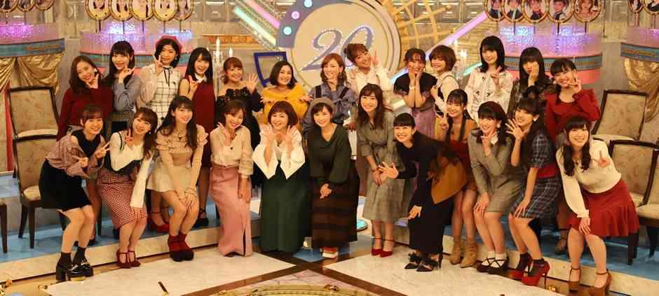モーニング娘。20周年記念スペシャル | テレビ東京