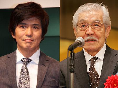 父は佐藤浩市 三世俳優・寛一郎、ドラマ初出演 竹野内豊主演『ミッドナイト・ジャーナル』