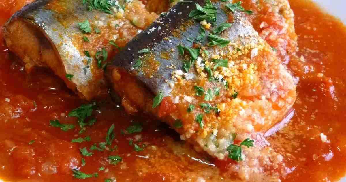 ♓さんまのトマト煮♓骨までうまい~ by rie-tin 【クックパッド】 簡単おいしいみんなのレシピが283万品