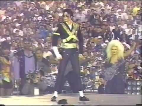 Michael Jackson - Super Bowl (Complete Version) (HQ) - YouTube