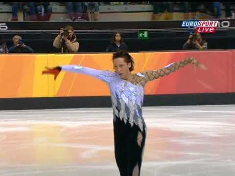 Johnny WEIR Short Program 'The Swan' Olympic Games Torino 2006 - YouTube